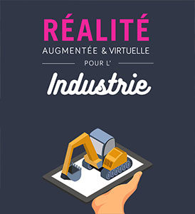 Infographie industrie AR VR