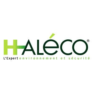 logo de la société Haleco