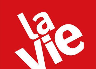 logo du magazine la vie
