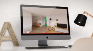 visite virtuelle promotion immobilière