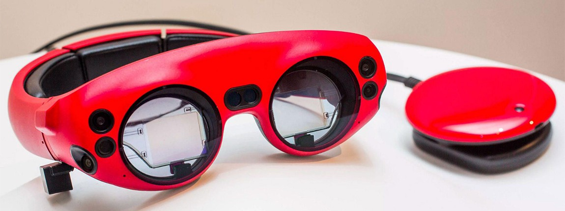 casque de réalité mixte Magic Leap One