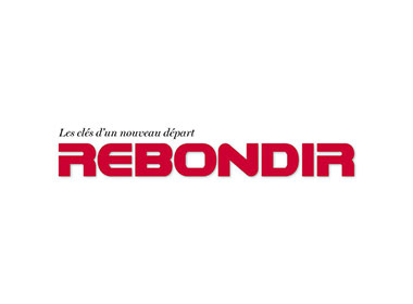 logo du journal rebondir