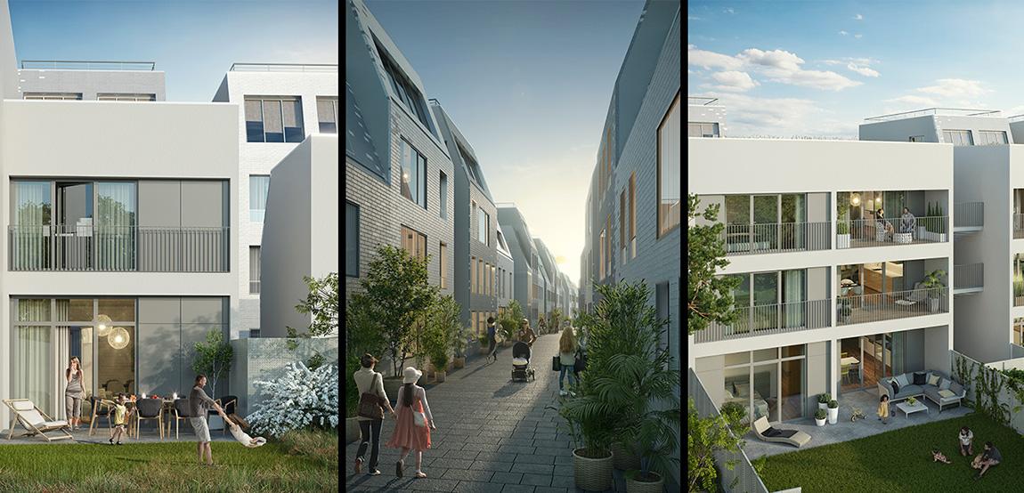 perspectives pour l'immobilier