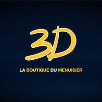Logo boutique du menuisier