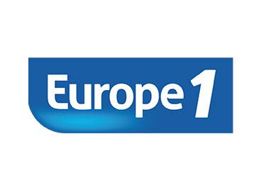 logo de la radio Europe 1