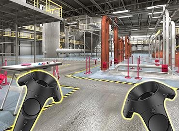 Miniature de l'article sur la formation à la sécurité en VR