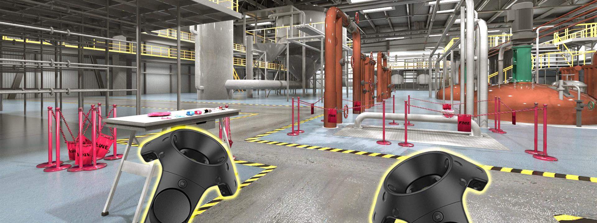 Formation en réalité virtuelle