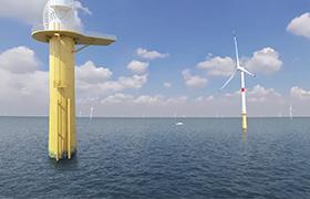 référence EDF parc éolien