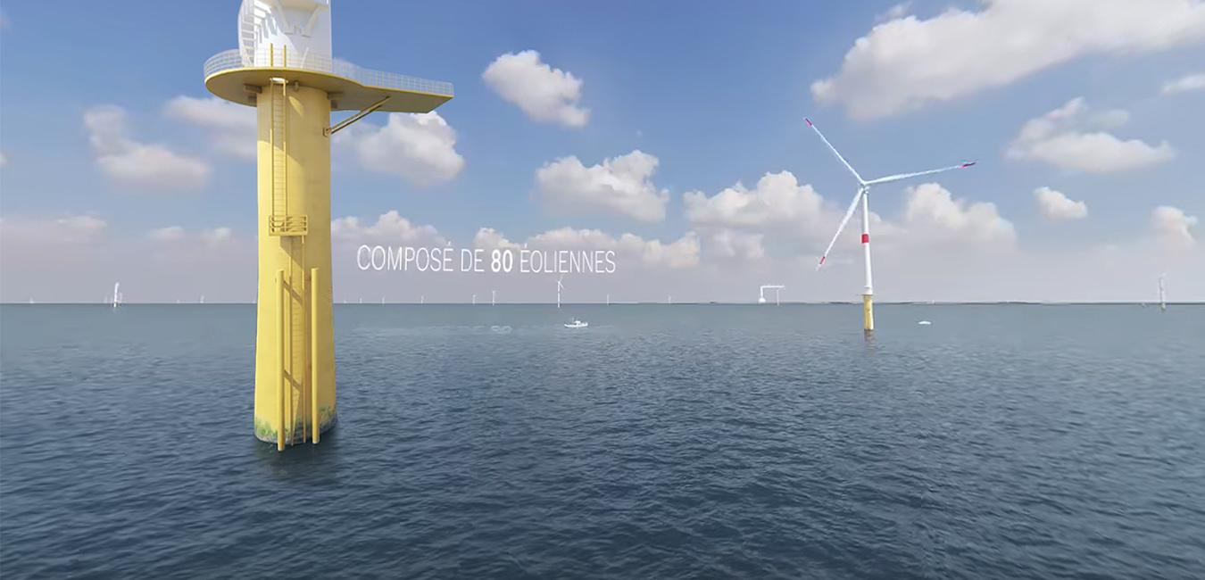 parc éolien en mer