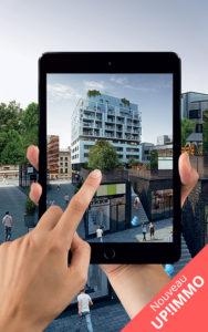 immobilier - agence de réalité augmentée